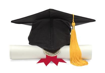 CEP_Akademie Graduation hat